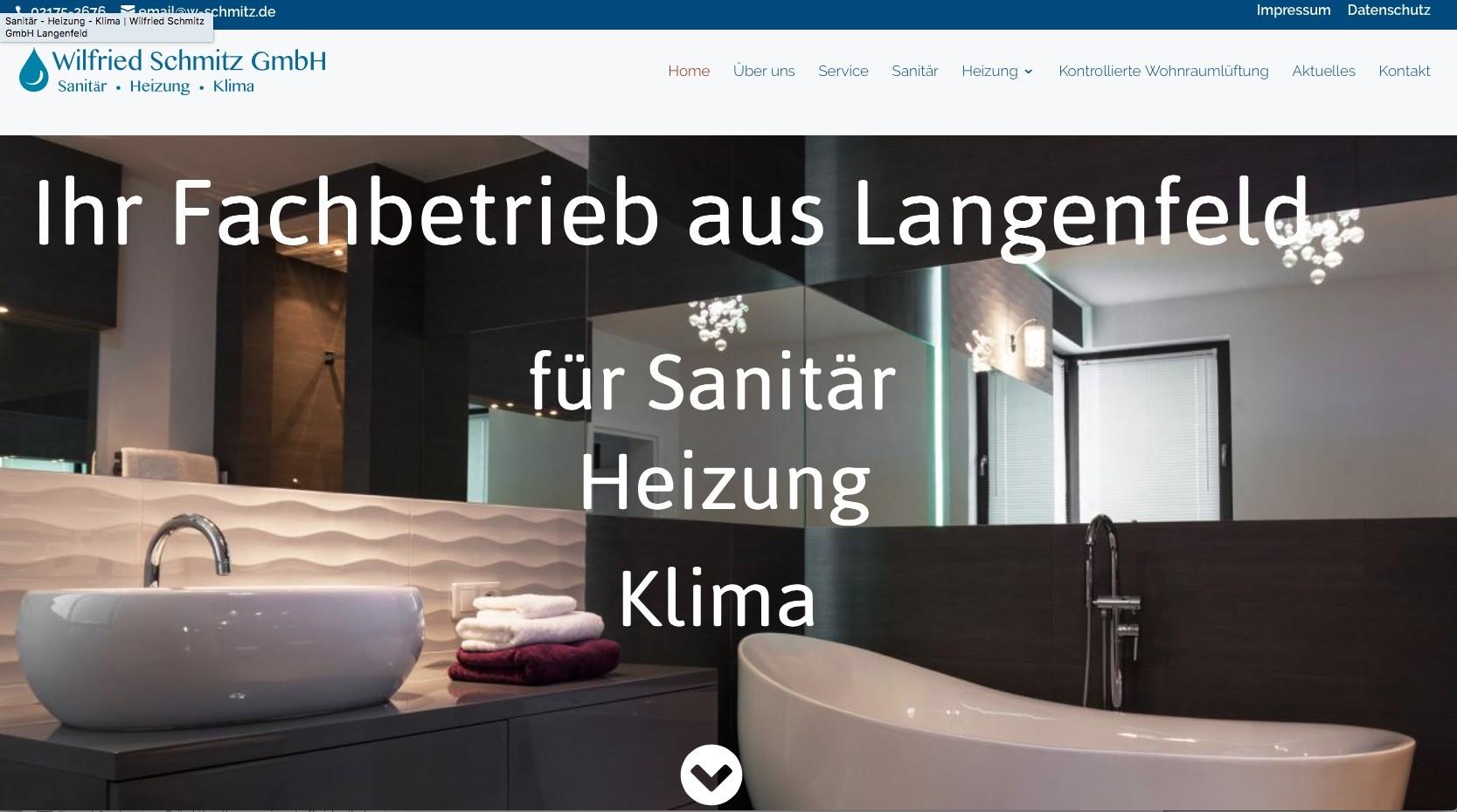 Wilfried Schmitz GmbH, Langenfeld
